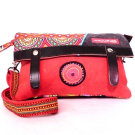 Sac Macha Jazzy rouge