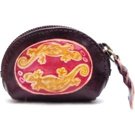 Porte monnaie Macha Art 2Gecko choco