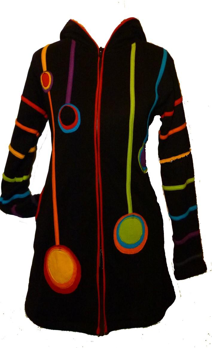 vestes manteaux ethniques