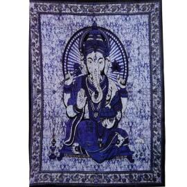 Tenture ethnique Ganesha