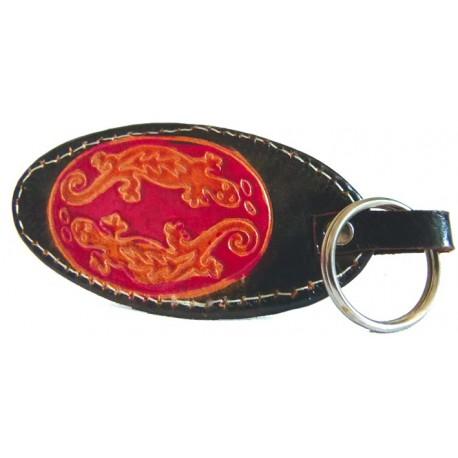 Porte clés Macha Gecko
