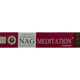 Etui encens Golden Nag Meditation