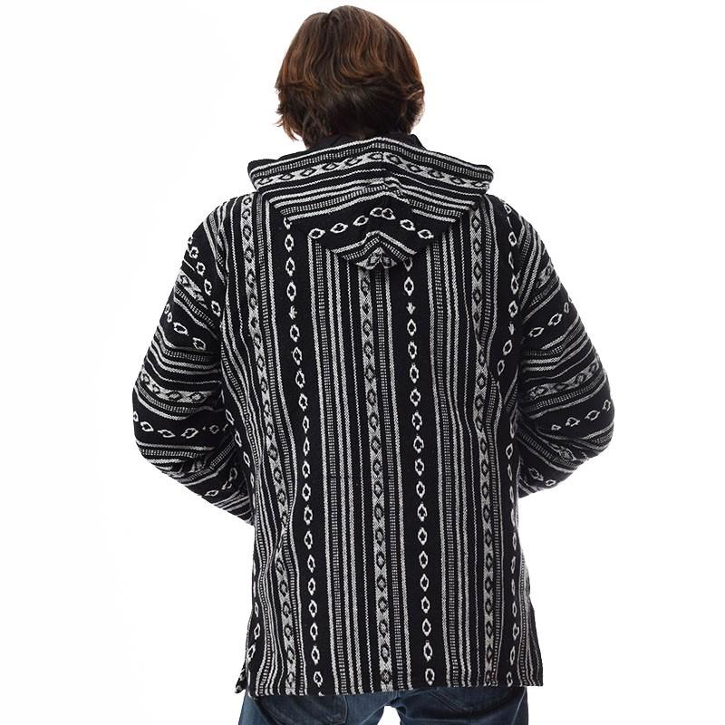 poncho ethnique coton pas cher teufeur veste macha discount. Black Bedroom Furniture Sets. Home Design Ideas