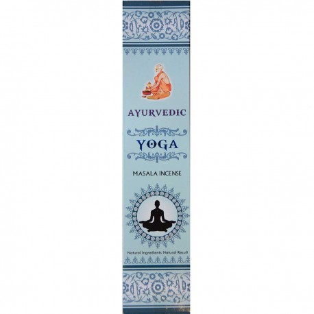 Etui encens Ayurvedic Chakra