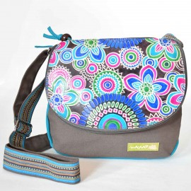 SAC MACHA Bola new gris