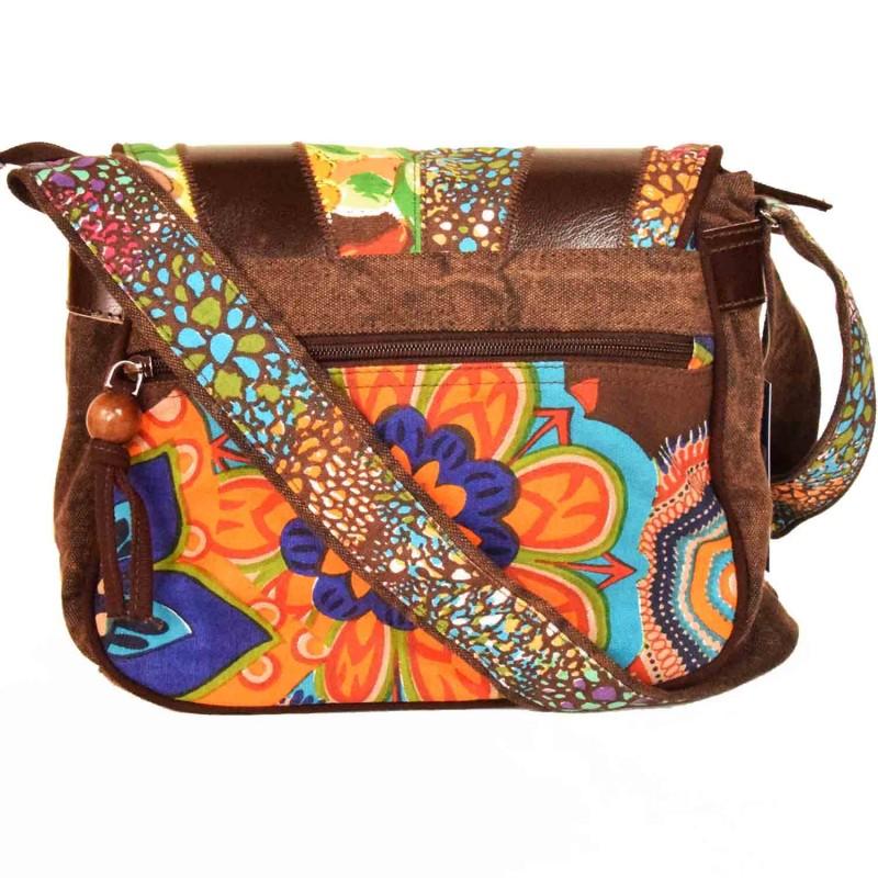 f00e3bfe8b sac macha cuir original,bandoulière, ethnique, Inde,artisanat,inde.