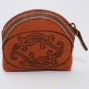 Porte monnaie Macha Badoo orange gecko