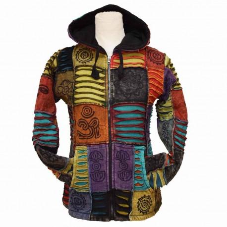 veste ethnique Praya