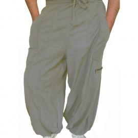 Pantalon ethnique Storm beige