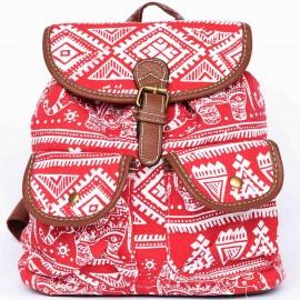 sac à dos langmaï petit rouge éléphant