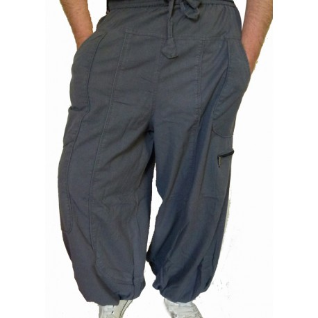 Pantalon Storm bleu pétrole