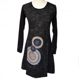 Robe/Tunique ethnique koly