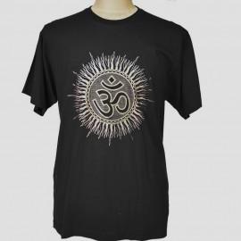 tee shirt Om noir