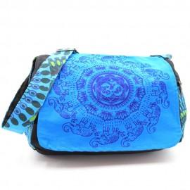 Sac ethnique Sumba bleu2