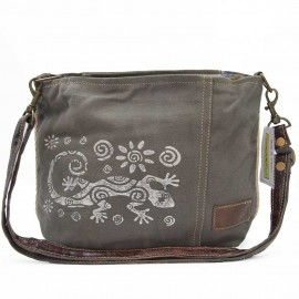 Sac Macha Brunch gris new