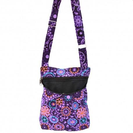Sacoche lina violet