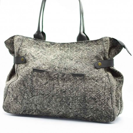 Sac macha city gris