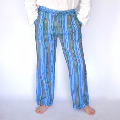 Pantol coolman bleu
