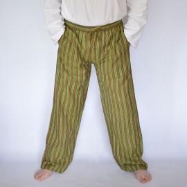 Pantalon coolman vert