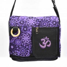 Sac ethnique Lanai violet