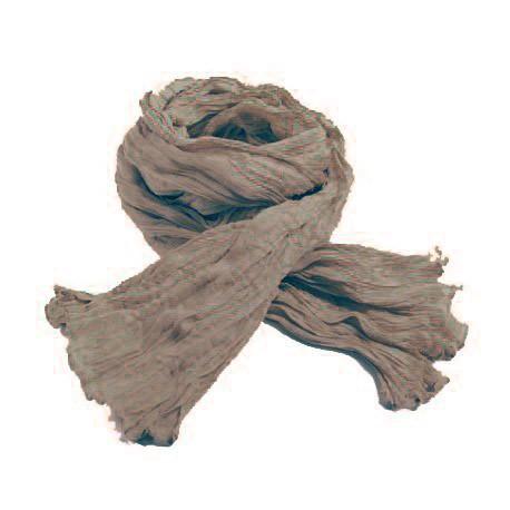 Chèche coton Macha sable